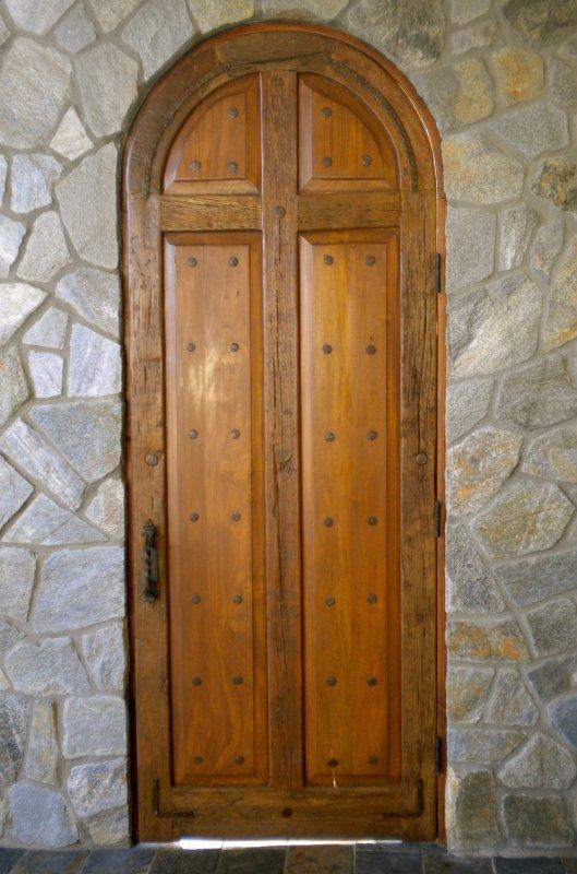 Mesquite doors & Luna RusticaCustom Doors