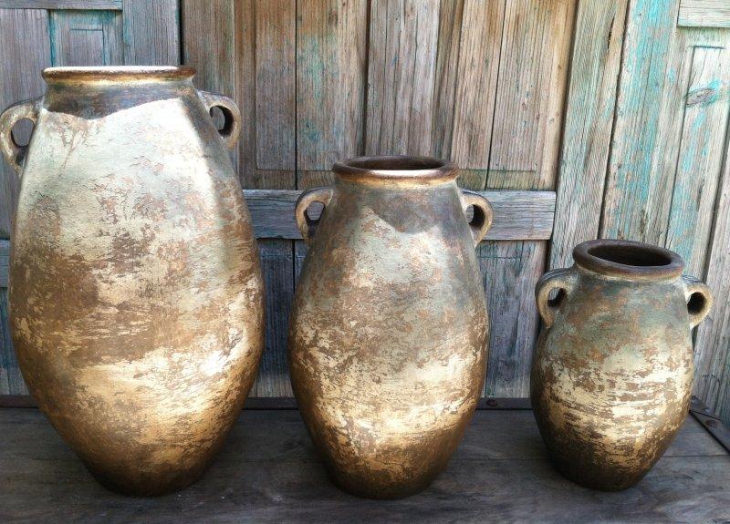 Decorative Clay Luna Rustica